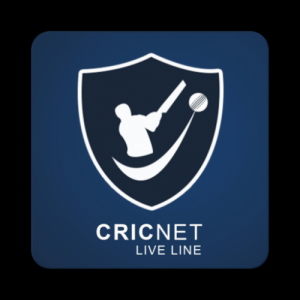Cricnet Fast Live Line & Live Cricket Score Icon