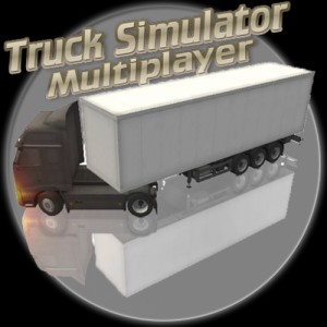 Real Truck Simulator : Multiplayer / 3D Icon