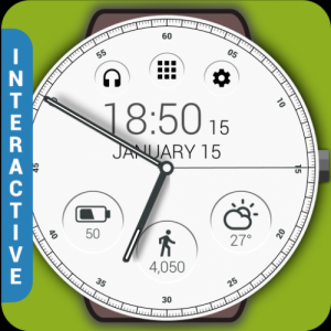 Classic Watch Face Icon
