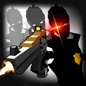 GunStrider: Tap Strike Icon
