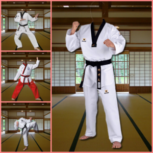 Taekwondo Photo Frame Editor Icon