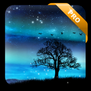 Aurora Pro Live Wallpaper Icon