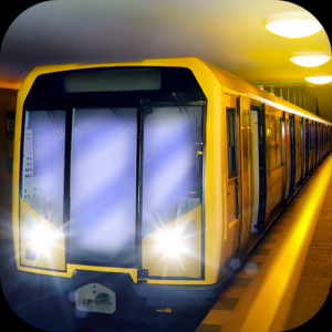 Berlin Subway Driving Simulator Icon
