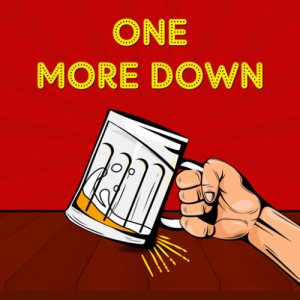 One More Down - Drinks Offer Finder and Events App Icon