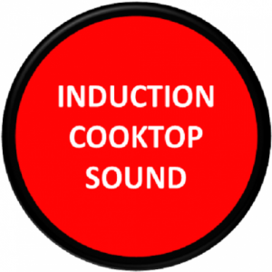 Induction Cooktop Sound Icon