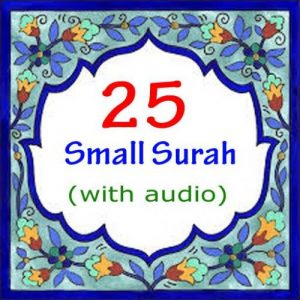 25 Small Surah of The Quran Icon