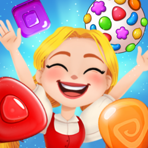 New Tasty Candy Bomb – #1 Free Candy Match 3 Game Icon