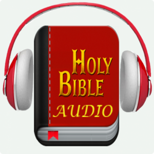 King James Audio Bible Free - KJV Audio Offline Icon