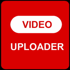 Video Uploader For Youtube Icon