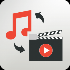 Video To Audio Converter media converter ringtone Icon