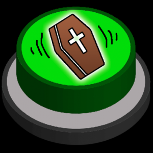 Coffin Dance | Meme Prank Button Icon