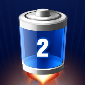 2 Battery Pro - Battery Saver Icon