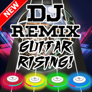 DJ Remix : Guitar Games Icon