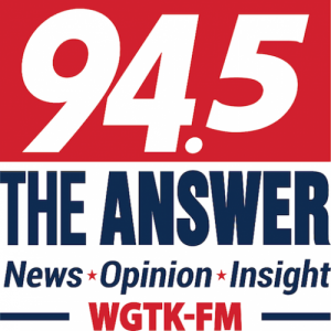 94.5 WGTK The Answer Icon