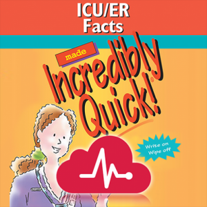 ICU/ER Facts Made Incred Quick Icon