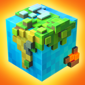 WorldCraft Premium: Mine & Craft Icon