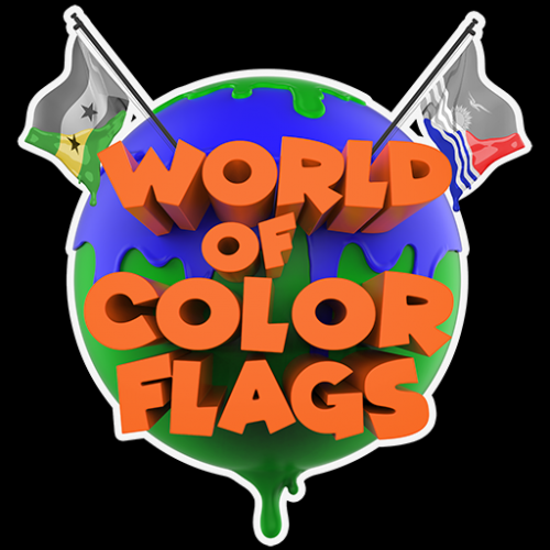 World of Color Flags Icon