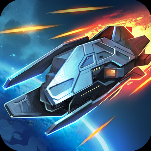 Space Jet: Galaxy Attack Icon