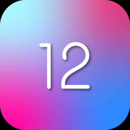 🔝 iOS 12 Icon Pack & Theme 2020 Icon