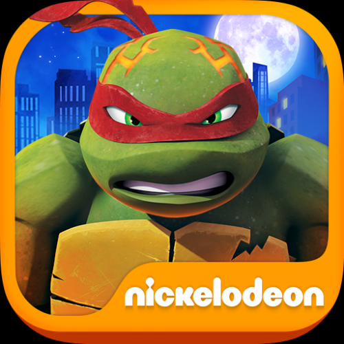 TMNT Portal Power Icon