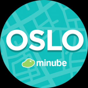 Oslo Travel Guide in English with map Icon
