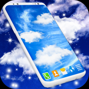 Clouds Live Wallpaper ☁️ Sky Cloud Wallpapers Icon