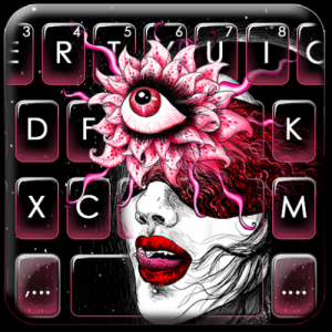 Third Eye Monster Keyboard Theme Icon