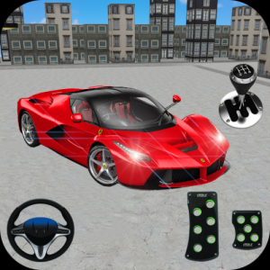 Luxury Car Parking Mania: 3D Games 2020 Icon