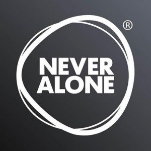 Never Alone personal security Icon