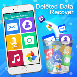 Recover Deleted All Photos, Videos and Contacts Icon