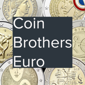 EURO Coins Manager | CoinBrothers Icon