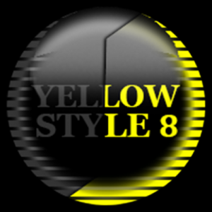 Yellow Icon Pack Style 8 ✨Free✨ Icon