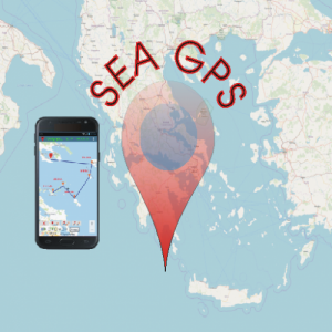 Free Gps For Boat fishing Icon