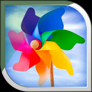 Pinwheel Live Wallpaper Icon