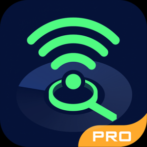 WiFi Scanner: Speed Tester, Signal Strength Meter Icon