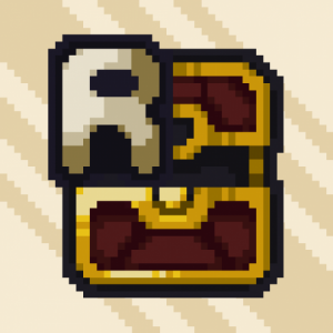 Remixed Dungeon: Pixel Art Roguelike Icon