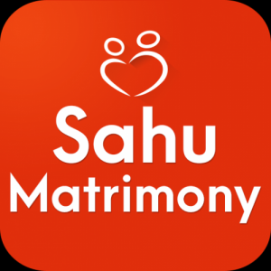 Sahu Matrimony - Leading Vivah & Marriage App Icon