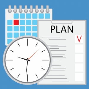 Schedules Office Templates Icon