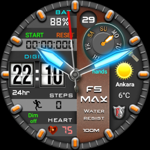 Max Watch Face For WatchMaker Users Icon