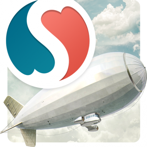 SkyLove – Dating and events nearby Icon