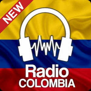 Radio Colombia - Emisoras en Vivo Gratis Icon