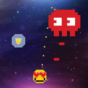 Emoji Invaders Cosmos Icon