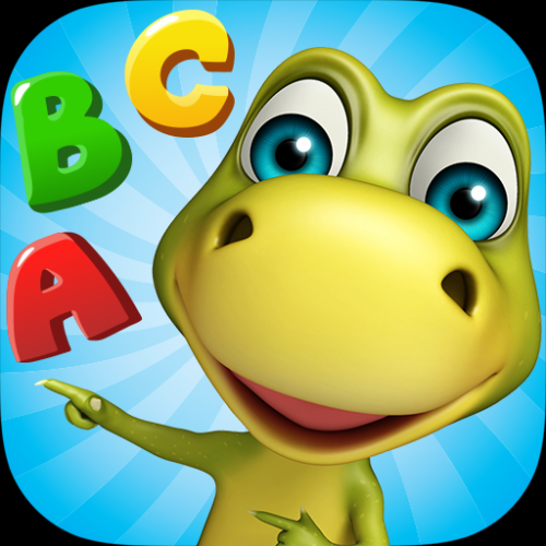 Kids Garden: Learn Alphabet, Numbers & Animals Icon