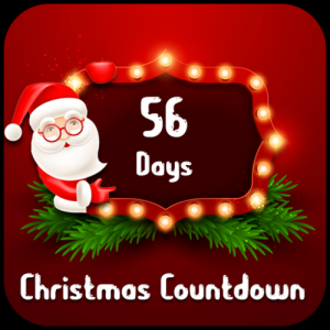 Christmas Countdown Live Wallpaper Icon