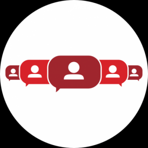 Crisis Text Line Counselors Icon