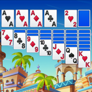 Fun Solitaire Icon