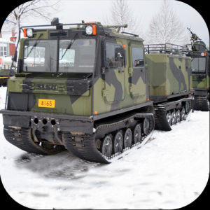 Army Truck Simulation 2018 : Best truck games Icon