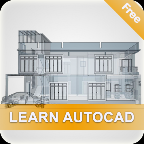 Learn AutoCad : Free - 2019 Icon