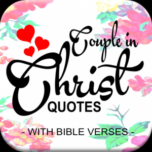 Best Couple in Christ Quotes & Bible Verses Icon