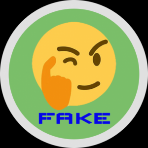 Fake chat messages Icon